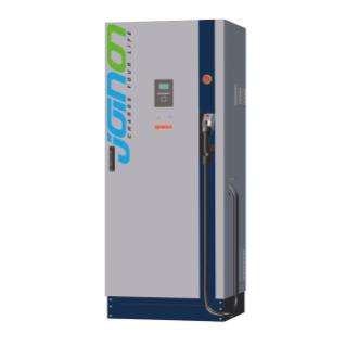 JOINON STATION - RICARICA VELOCE - FLOOR MOUNTING - MODE 4 IN DIRECT CURRENT - MCB - 50 kW-IP54