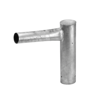 STREET LIGHTING - SINGLE POLE HEAD COUPLING - 76-60 mm