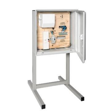 s rie 68 asc coffrets et armoires de chantier ec gewiss. Black Bedroom Furniture Sets. Home Design Ideas