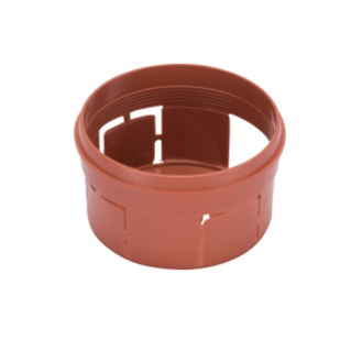 ROUND FLUSH-MOUNTING BOXES - CYLINDRICAL - HALOGEN FREE - DIAMETER 85x42