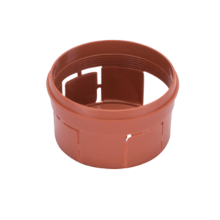 ROUND FLUSH-MOUNTING BOXES - CYLINDRICAL - HALOGEN FREE - DIAMETER 65x38