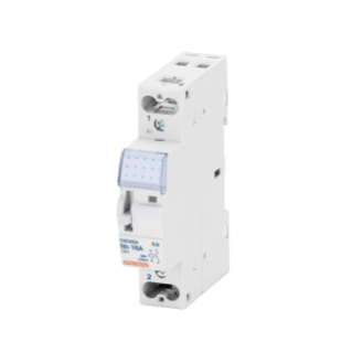 INSTALLATION RELAY - 16A -  1 CHANGEOVER 230V ac - 1 MODULE