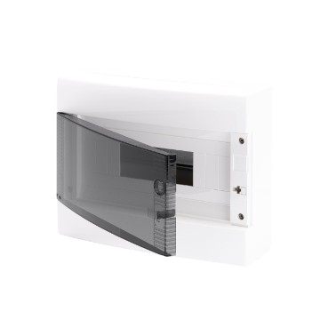 Enclosures predisposed for terminal block - White RAL 9016