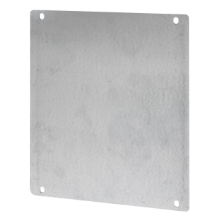 STEEL BACK-MOUNTING PLATE - FOR BOARDS 800X1060