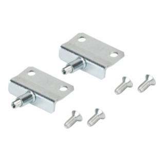 DOMO CENTER - KIT DOUBLE SECURITY LOCCK FOR BLANK PANELS