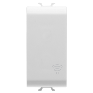 BLANKING MODULE FOR ZIGBEE DEVICES – 1 MODULE – WHITE – CHORUS