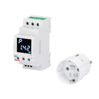 PRE INSTALLED KIT P-COMFORT RF ZIGBEE AND SMART PLUG - 1 SMART PLUG