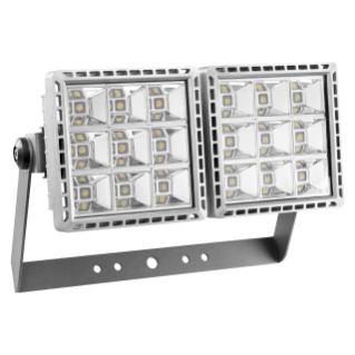 SMART [PRO] - 2X9 LED - HE - HIGH EFFICIENCY - CIRCULAIRE RESTREINT - 5700K (CRI 70) - IP66 - CLASSE I