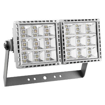 SMART [PRO] - 2X9 LED - HE - HIGH EFFICIENCY - ASYMMETRICAL DIFFUSED - 5700K (CRI 70) - IP66 - CLASS I