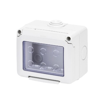 27 COMBI Range<br />Wall-mounting enclosures and modular components