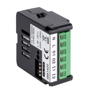 SWITCH ACTUATOR - 2 CHANNELS 230V - ZIGBEE