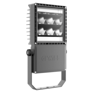 SMART [PRO] 2.0 - 1 MODULE - DIMMABLE DALI - ASYMMETRICAL A2 - 4000K (CRI 70) - IP66 - PROTECTION CLASS I