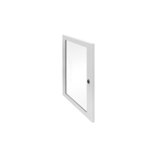 REPLACEMENT DOOR - 19'' WALL MOUNT CABINET - FOR GW38406 - RAL 7035 GREY