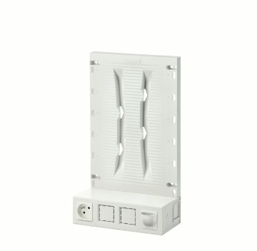 Zone attenante Box Internet - Blanc RAL 9016