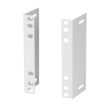 "Pair of brackets for 19"" rack mounting"