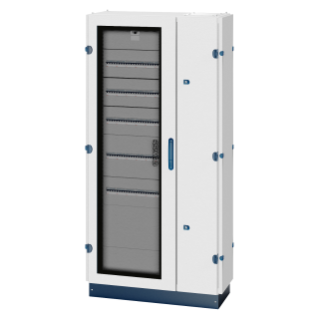 QDX 630 H range Monobloc and modular distribution boards up to 630A - IP55