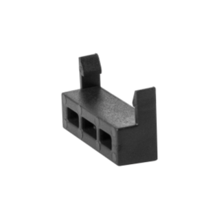 PHASE COMPENSATOR FOR LINEAR BUSBAR-HOLDERS - 4 PIECES - 10MM