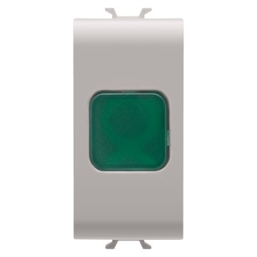 Single indicator lamps - 1 module