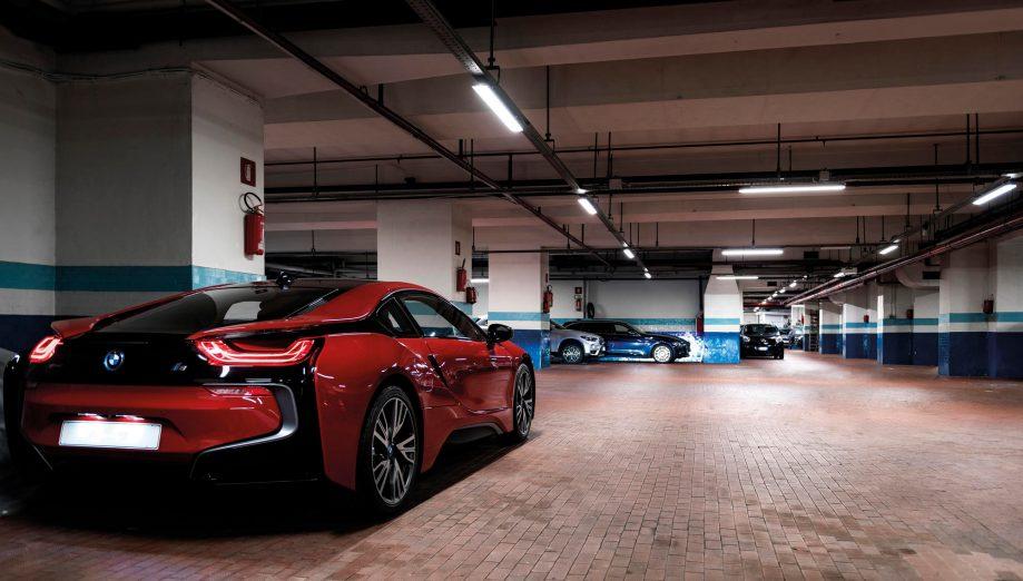 Plafoniere Garage : International garage gewiss